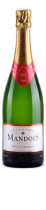 Champagne Mandois Brut Origine - Champagnes Mandois - 75 cl