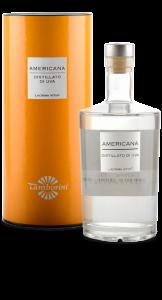 Distillato di uva Americana - Tamborini Carlo SA - 70 cl