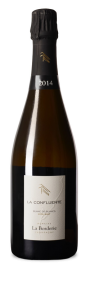 Champagne La Confluente Brut - Champagne La Borderie - 75 cl