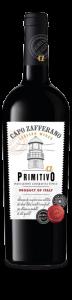 Primitivo - Capo Zafferano - 2016 - 75 cl