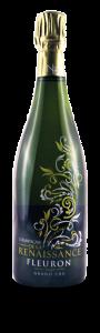 Champagne  Cuvée Fleuron - Champagne De La Renaissance - 150 cl
