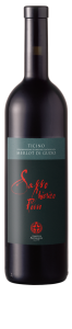 Sasso Chierico Rosso Merlot 16 75 cl