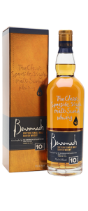 Benromach 10y 43 % -  - 70 cl