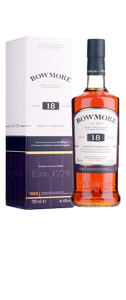 Bowmore 18y 43 % -  - 70 cl