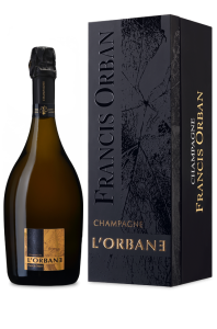 Champagne L'Orbane - Champagne Francis Orban - 75 cl