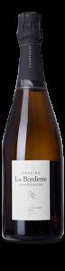 Champagne Cuveé Trois Contrées Brut - Champagne La Borderie - 75 cl