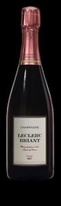 Champagne Brut Rosé BIO - Champagne Leclerc Briant - 75 cl