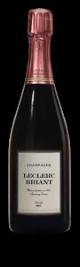 Champagne Brut Rosé BIO - Champagne Leclerc Briant - 150 cl