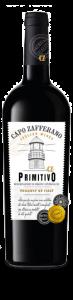 Primitivo di Manduria - Capo Zafferano - 2018 - 75 cl