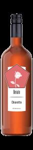 Rosato delle venezie - Selezione vino da tavola - 100 cl