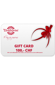 Gift Card 100.- CHF -  - -