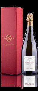 Champagne Les Bauchets Extra Brut - Confezione regalo 64 - Champagne Nowack - 75 cl