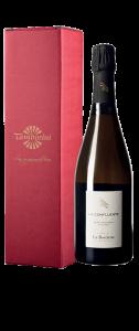 Champagne la Confluente brut - Confezione regalo 54 - Champagne La Borderie - 75 cl