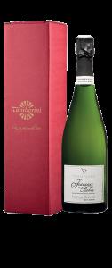 Champagne Eclats de Meulère Brut nature - Confezione regalo 55 - Champagne Jeaunaux Robin - 75 cl