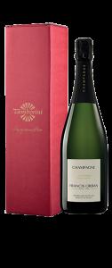 Champagne Cuvée brut réserve - confezione regalo 61 - Champagne Francis Orban - 75 cl
