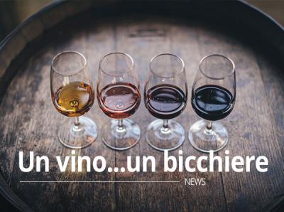 Ogni vino il suo bicchiere, ogni bicchiere la sua forma