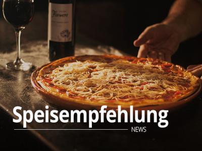 bier oder wein zur pizza?