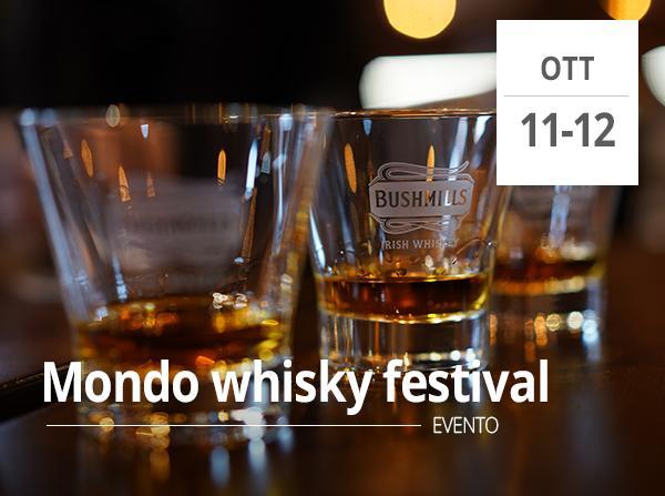 4° Mondo whisky festival
