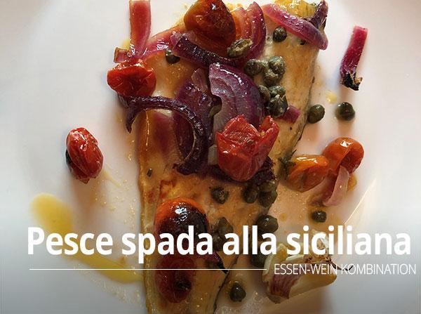 Schwertfisch alla Siciliana