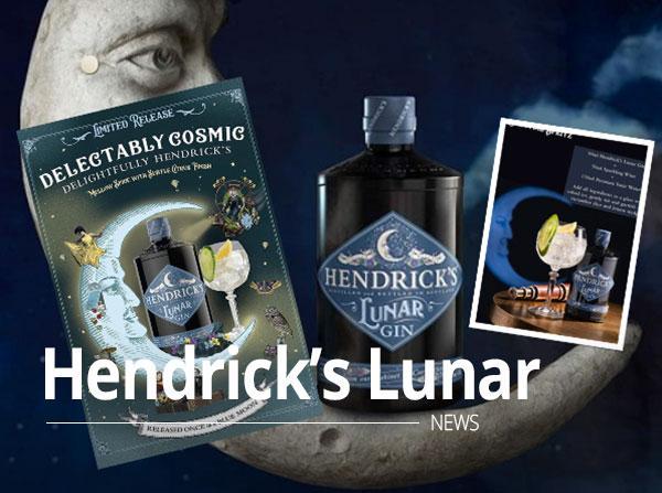 gin Hendricks lunar