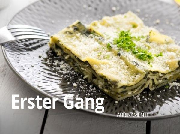 ERSTER GANG