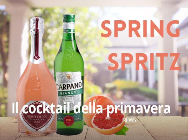 il cocktail della primavera