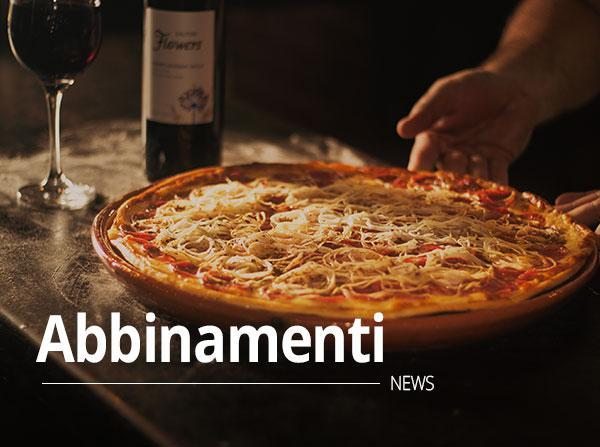 Con la pizza, birra o vino?