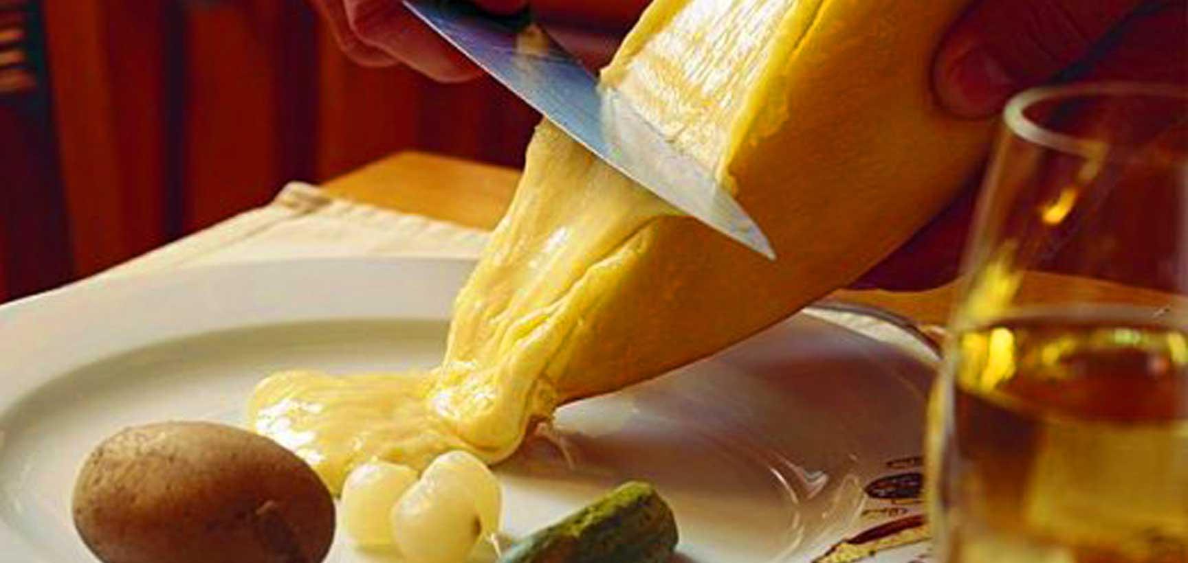 Serata Raclette