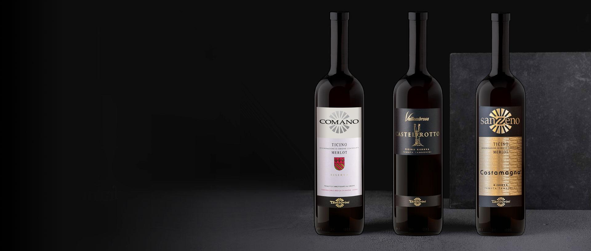 Tamborini Vini The Best